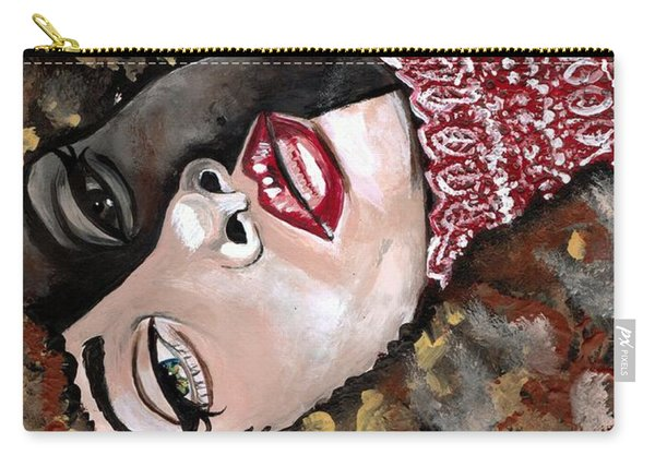 Phantom Beauty Carry-all Pouch