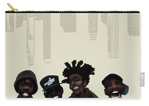 Pharcyde -passing Me By 1 Carry-all Pouch