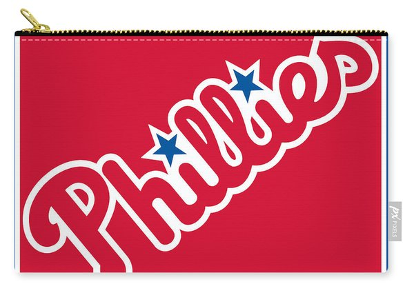 Philadelphia Phillies Baseball Carry-all Pouch