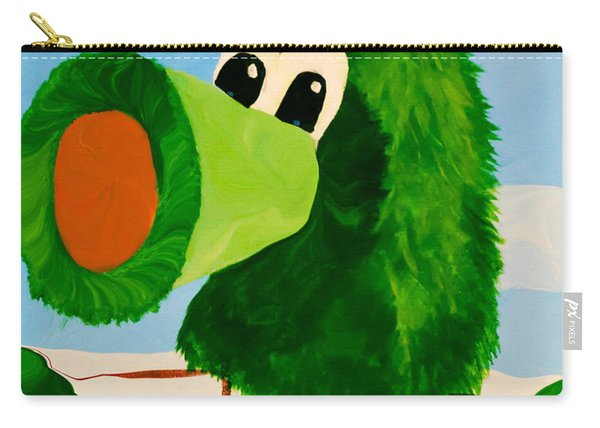 Philly Phanatic Carry-all Pouch