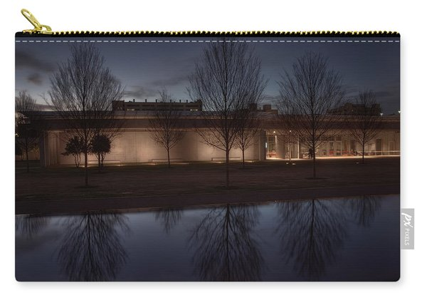 Piano Pavilion Night Reflections Carry-all Pouch