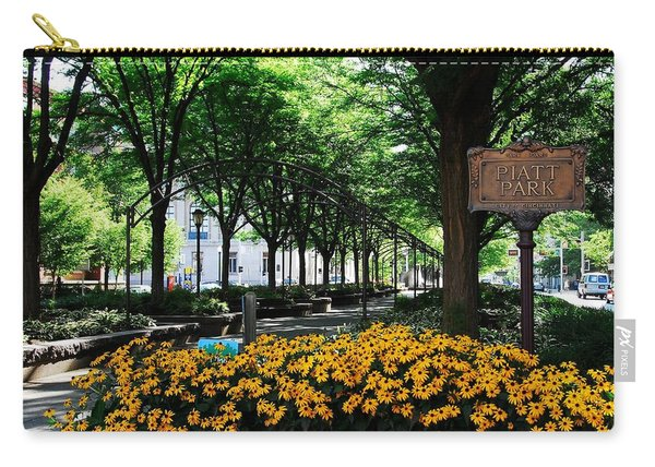 Piatt Park 1 Carry-all Pouch