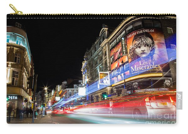 A Night In The West End Carry-all Pouch