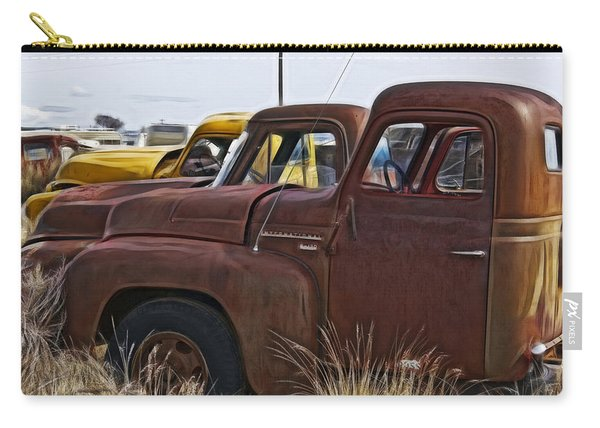 Pickup Cabs 2 Carry-all Pouch