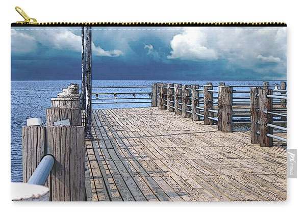 Pier 1 Image C Carry-all Pouch