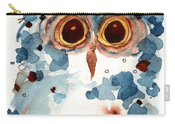 Pier 1 Owl Carry-all Pouch
