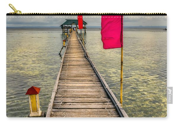 Pier Flags Carry-all Pouch