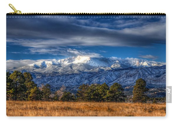 Pike's Peak Carry-all Pouch