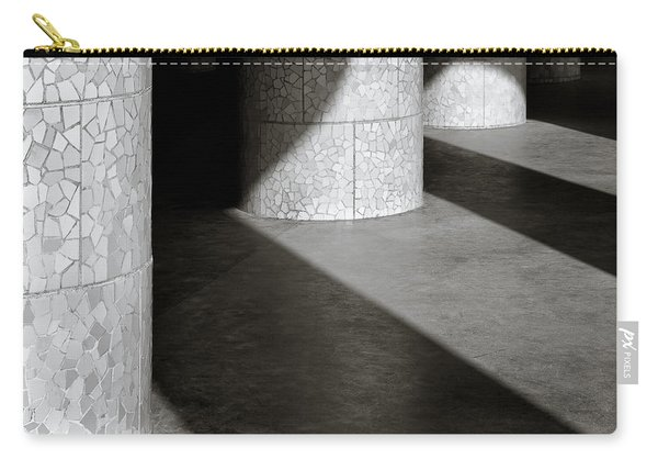 Pillars And Shadow Carry-all Pouch