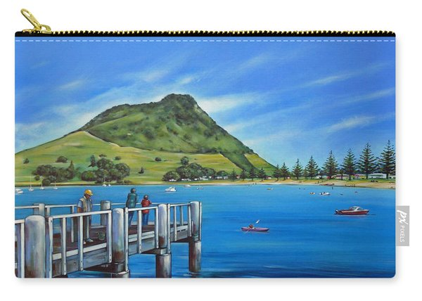 Pilot Bay Mt Maunganui 201214 Carry-all Pouch