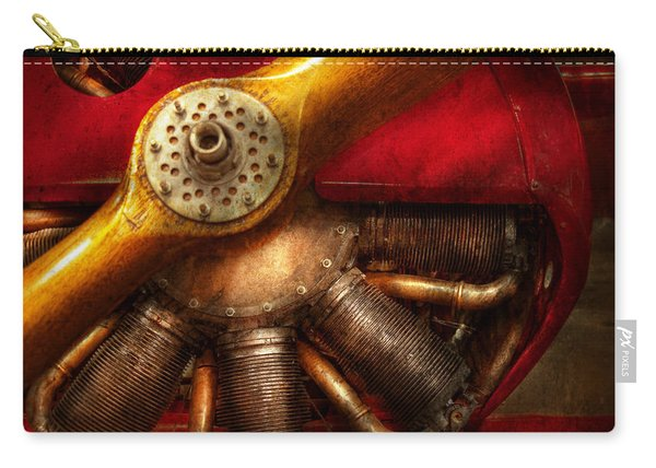 Pilot - Prop - The Barnstormer Carry-all Pouch
