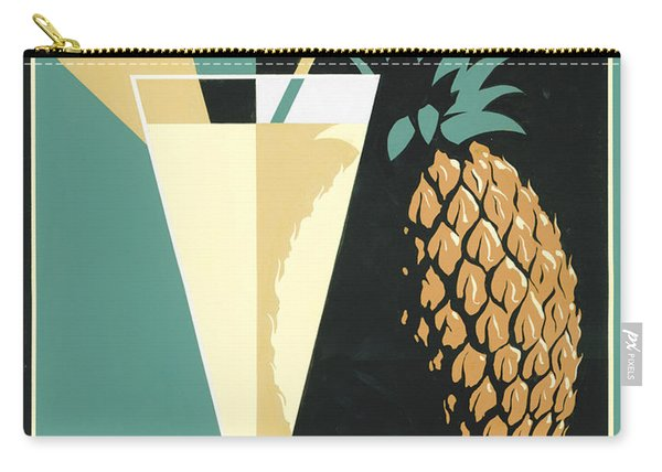 Pina Colada Carry-all Pouch