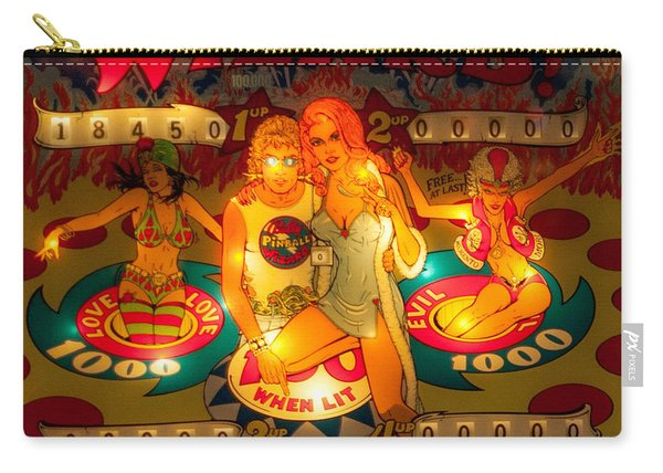 Pinball Wizard Tommy Vintage Carry-all Pouch