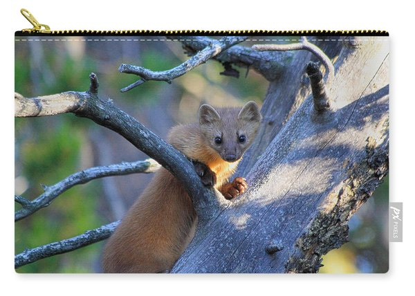Pine Martin Carry-all Pouch