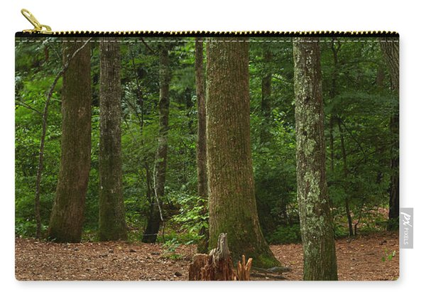Pine Stump Carry-all Pouch