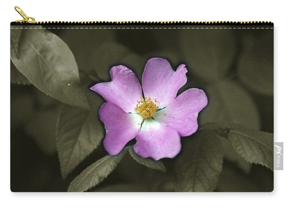 Prairie Rose Carry-all Pouch