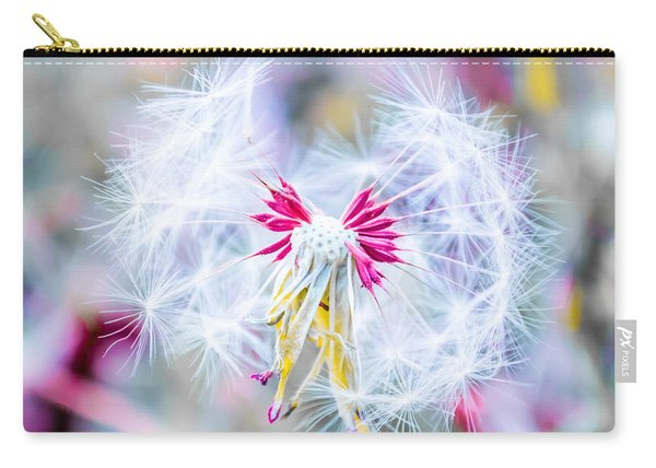 Magic In Pink Carry-all Pouch