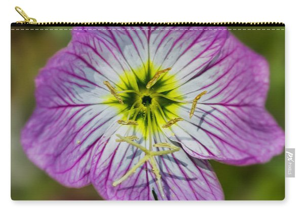 Pink Evening Primrose Carry-all Pouch