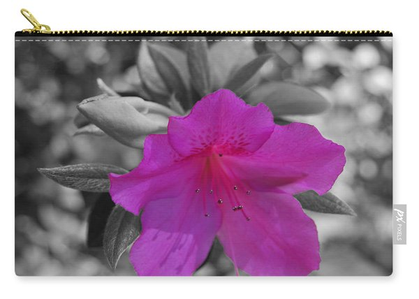 Pink Flower 2 Carry-all Pouch