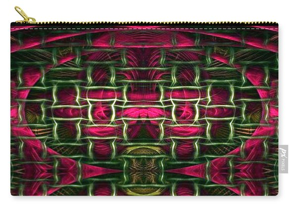 Pink Illusion Carry-all Pouch
