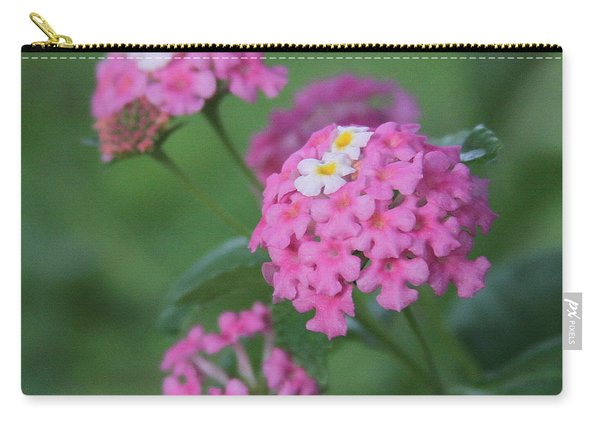 Pink Lantana 2 Carry-all Pouch