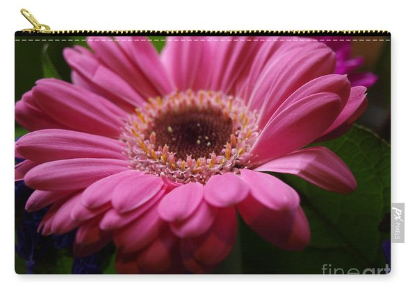 Pink Petal Explosion Carry-all Pouch