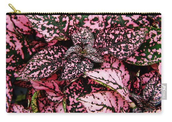 Pink - Plant - Petals Carry-all Pouch