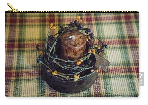 Pioneer Candle Arrangement Carry-all Pouch