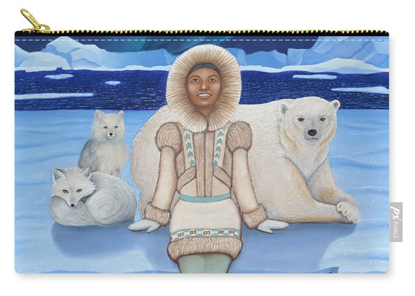 Pisces / Sedna Carry-all Pouch