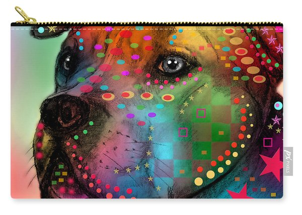 Pit Bull Carry-all Pouch