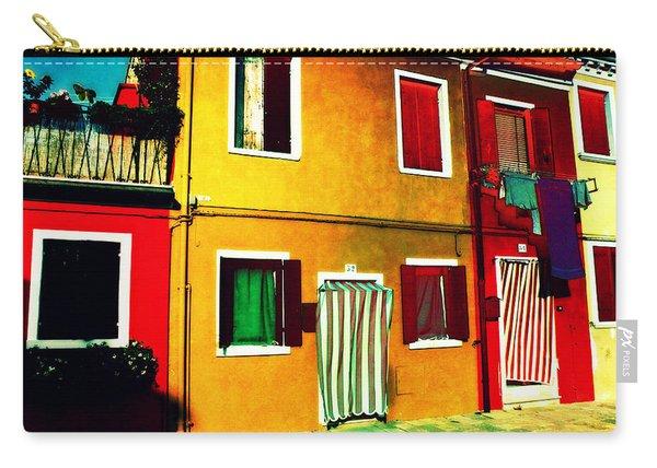 Pittoresco Villaggio Carry-all Pouch