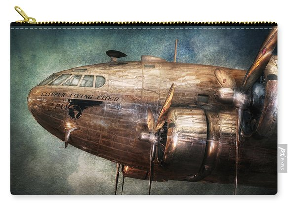 Plane - Pilot - The Flying Cloud  Carry-all Pouch