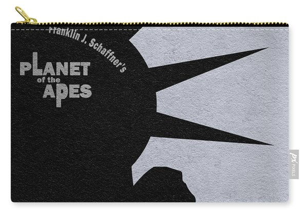 Planet Of The Apes Carry-all Pouch