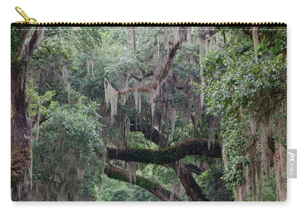 Plantation Path Carry-all Pouch
