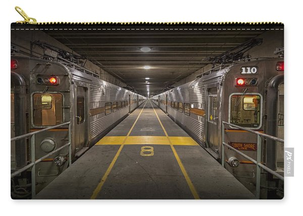 Platform Eight At Union Station Carry-all Pouch