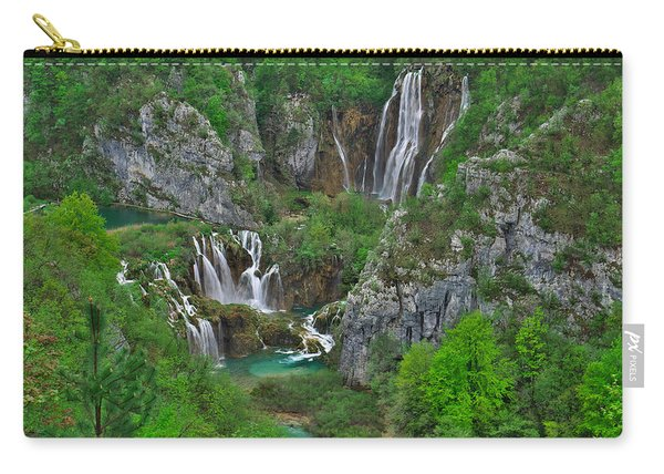 Plitvice Carry-all Pouch