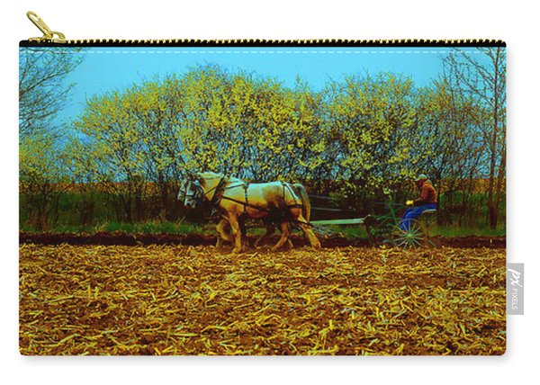 Plow Days Freeport Illinos   Carry-all Pouch