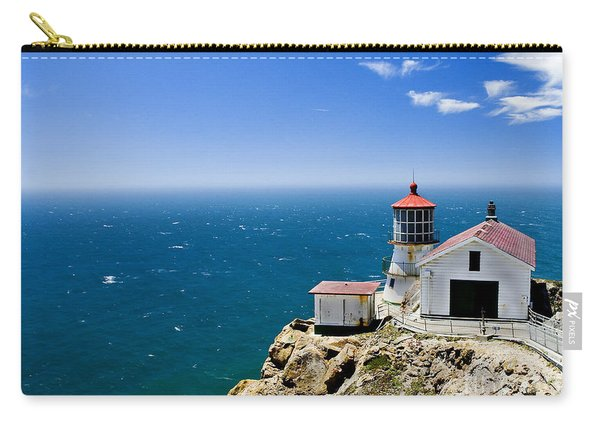 Point Reyes Lighthouse California Carry-all Pouch
