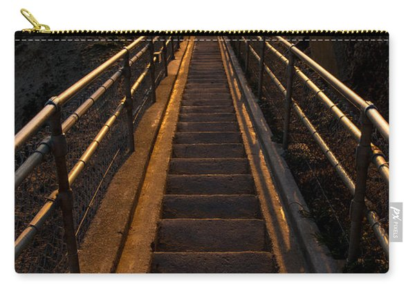 Point Reyes Lighthouse Staircase Carry-all Pouch