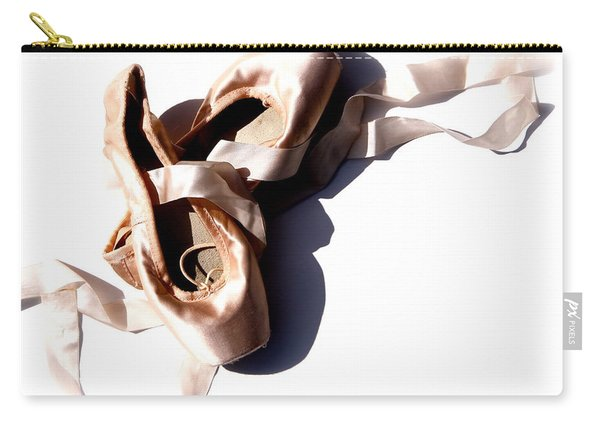 Pointe Shoes Carry-all Pouch