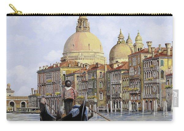 Pomeriggio A Venezia Carry-all Pouch