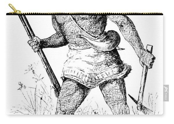 Pontiac, Odawa War Chief Carry-all Pouch