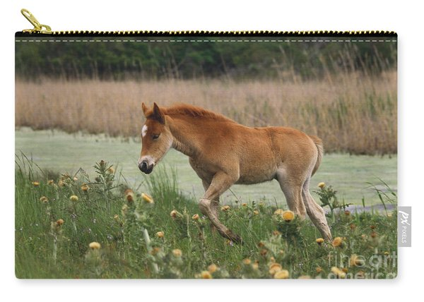 Pony Running Carry-all Pouch