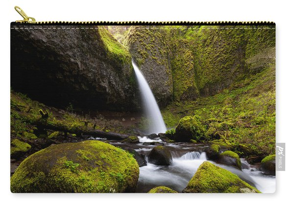 Ponytail Falls Carry-all Pouch