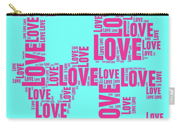 Pop Love 1 Carry-all Pouch