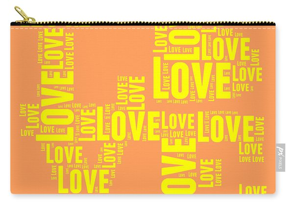 Pop Love 3 Carry-all Pouch