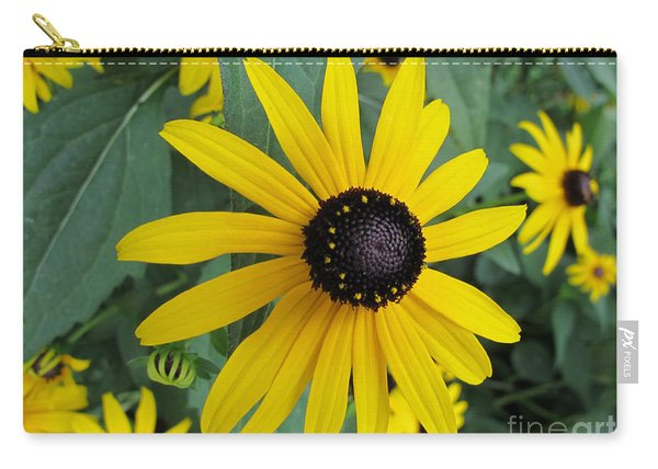 Pop Yellow Carry-all Pouch
