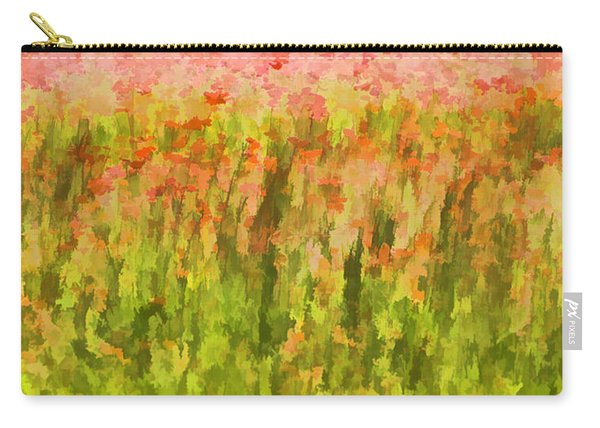 Poppies Of Tuscany IIi Carry-all Pouch