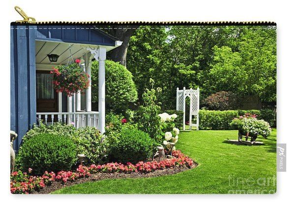 Porch And Garden Carry-all Pouch