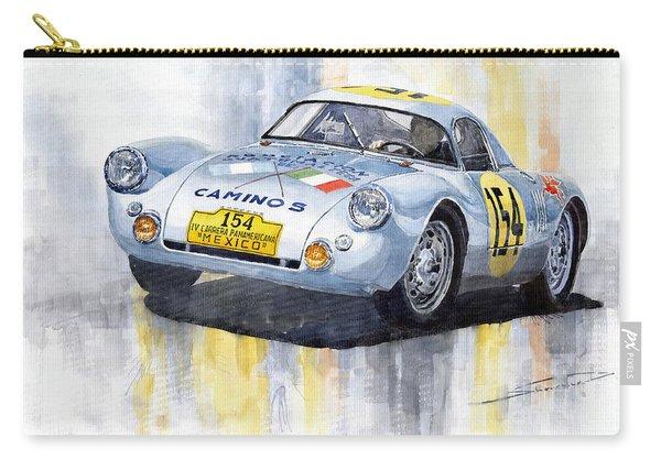 Porsche 550 Coupe 154 Carrera Panamericana 1953 Carry-all Pouch